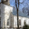 Ilumäe kirik Vihula vallas Lääne-Virumaal - restaureeritud aknad
