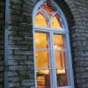 Kalju tn (Tallinn) baptistikoguduse kiriku restaureeritud aknad