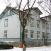 Vabriku tn 33 (Tallinn) vana laudis on saanud uue viimistluskihi