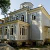 Villa Mon Repos (Tallinn) restaureeritud puitkonstruktsioonid ja fassaadi laudis.